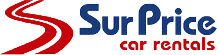 Surprice Cars Rental Logo